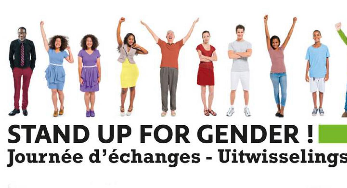 STAND UP FOR GENDER!